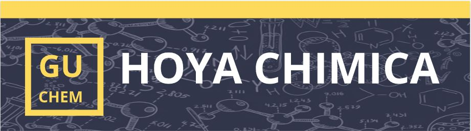 Image of the Hoya Chimica banner.
